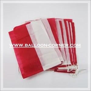 Jual Bendera Plastik Merah Putih (MURAH)