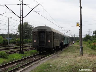 Wagon typu 101A, Kraków Nowa Huta