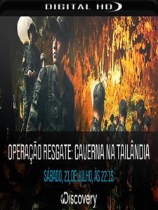 Operação Resgate – Caverna na Tailândia Torrent – 2018 (HDTV) 720p Dublado