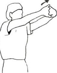 Latihan Kelentukan Pergelangan Tangan : Kebugaran Jasmani