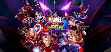 Marvel vs. Capcom: Infinite PT-BR + Crack PC Torrent (CPY)