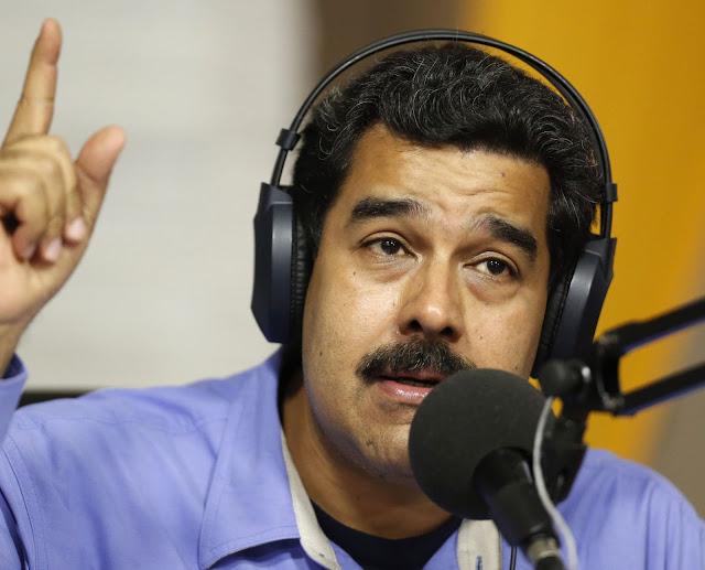"""Maduro estrenará programa musical """"La Hora de la Salsa"""" por Radio Miraflores"""