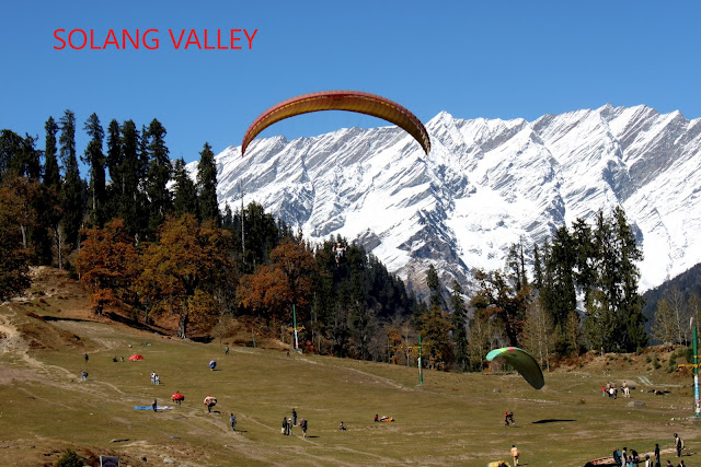 SOLANG VALLEY IN MANALI TOURISM,HIMACHAL PRADESH TRAVEL
