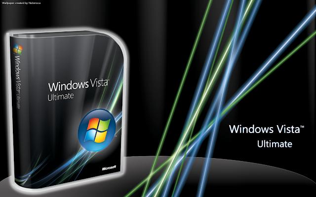 Windows Vista Home Premium 32 / 64 bit Free Download