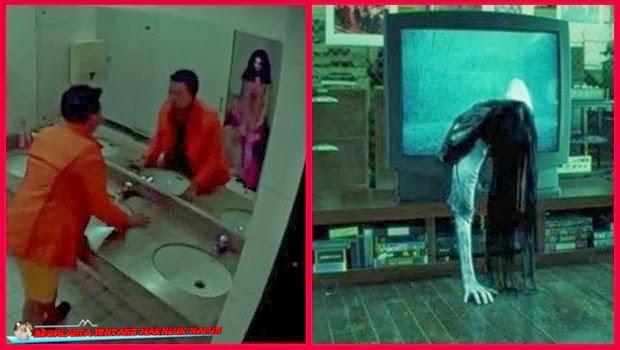 Seram, Hantu Toilet Dan Hantu Sadako Benar-benar Nyata