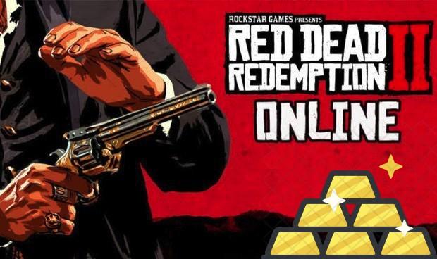 ماهي أسرع طريقة للحصول على سبائك الذهب داخل طور Red Dead Online ؟ إليكم التفاصيل ..