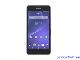 Tutorial Cara Flashing Sony Xperia E3 Dual D2212