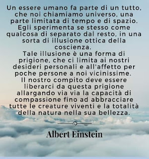 Einstein-compassione