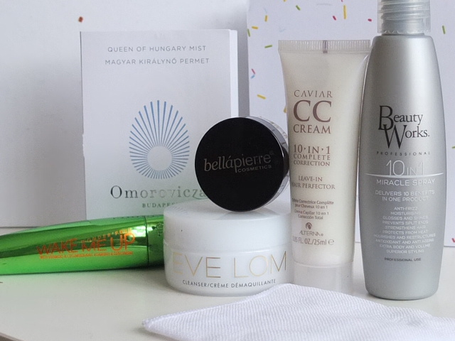 Discover the Look Fantastic August Beauty  Box on Hello Terri Lowe, UK Beauty blog.