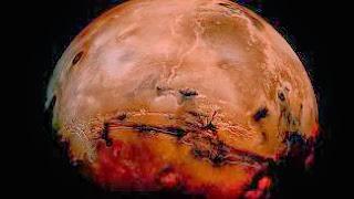 Planet Mars, Planet yang Kemerah-Merahan