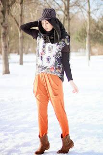 Baju Muslim Santai