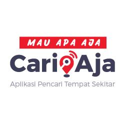 CariAja adalah aplikasi pencarian tempat terlengkap di Indonesia. Anda dapat menemukan tempat tempat seperti Restoran, SPBU, ATM, Toko, Bank, Hotel, Dll.