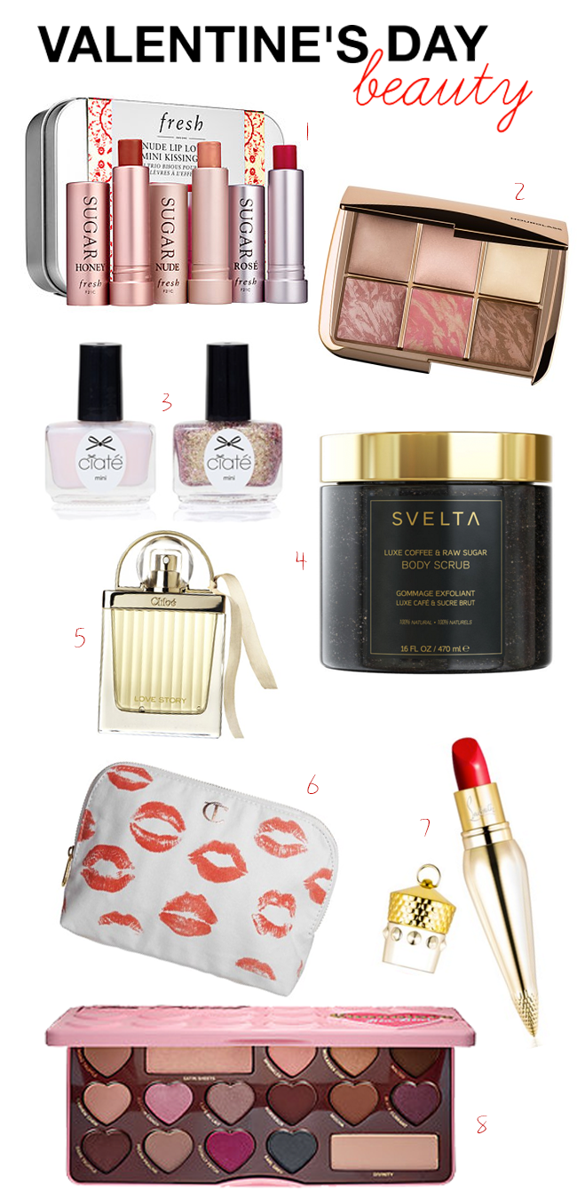 Valentine's Day Beauty Musts