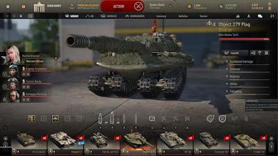 object 279 en armored warfar