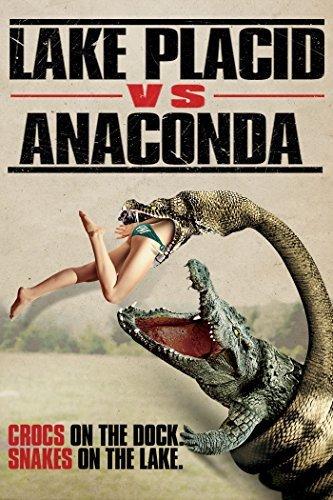 Pânico no Lago Vs. Anaconda