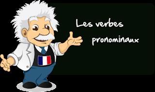 Resultado de imagen de fle verbes pronominaux