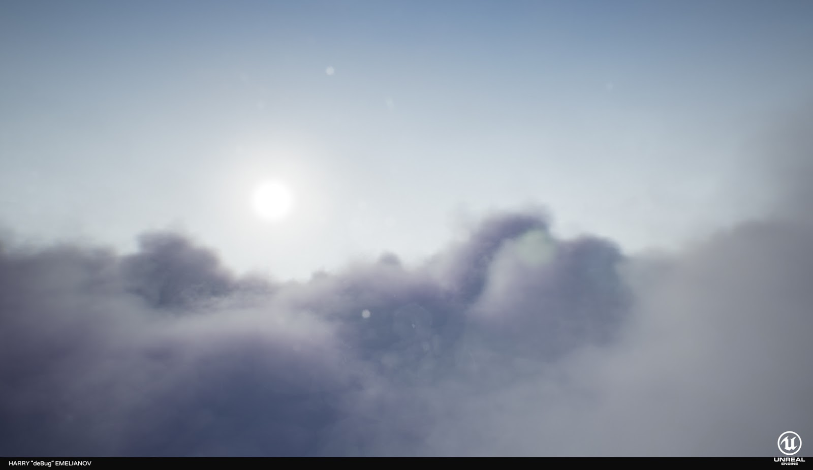Download Free Volumetric Clouds for Unreal Engine | Computer