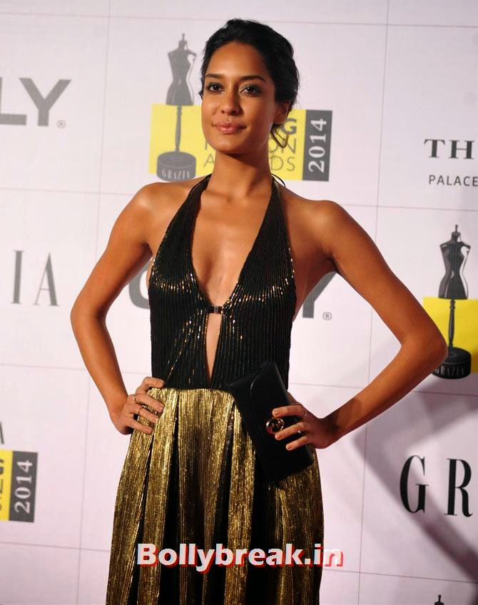Lisa Haydon, Grazia Young fashion Awards Pics