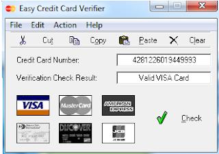Cvv2 Checker
