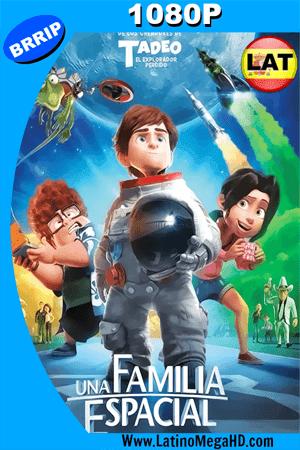 Una Familia Espacial (2015) Latino HD 1080P ()