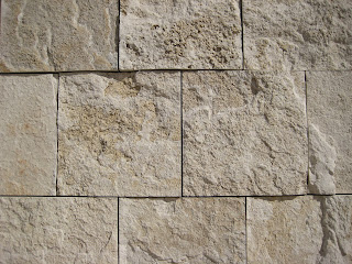 Travertine Limestone blocks at The Getty Center