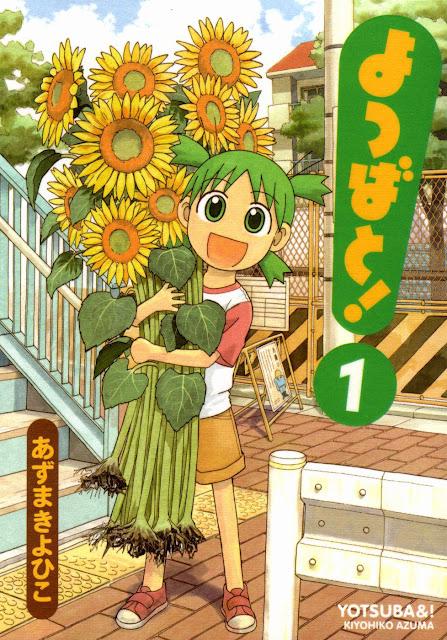 Manga Yotsubato!