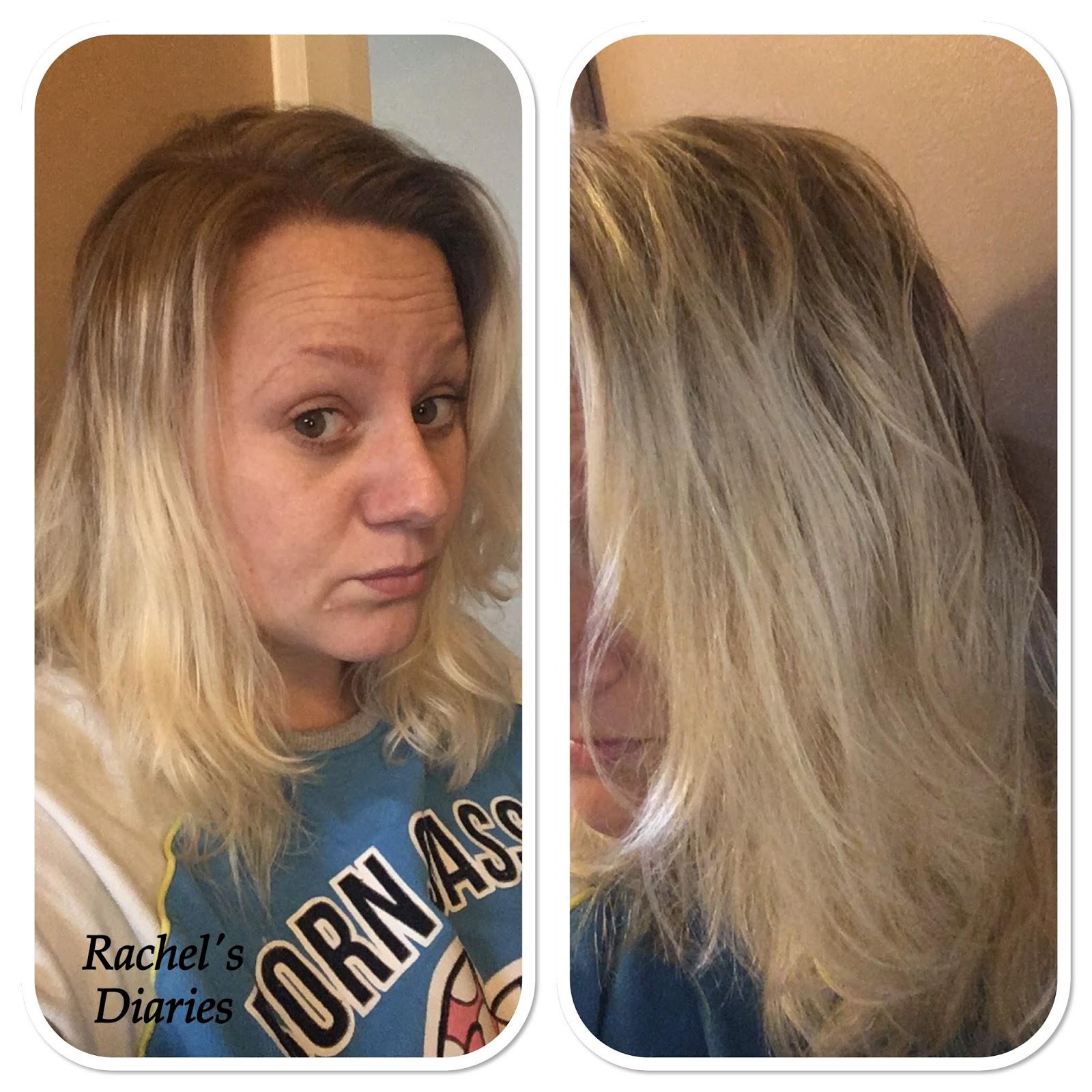 Rachels Diaries Review Herbatint Permanent Hair Colour 7n Blonde