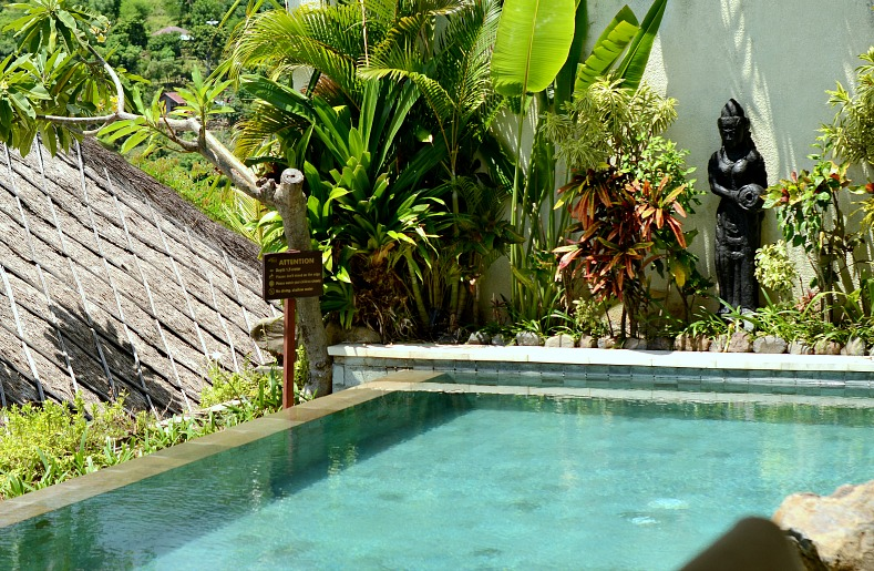 Tamara Chloé, Bali, The Griya Villas And Spa, Luxury private pool villa, Bali travel, vacation, Indonesia