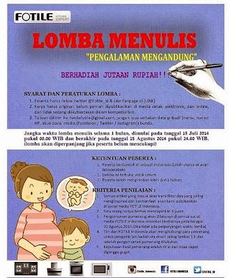 Lomba menulis
