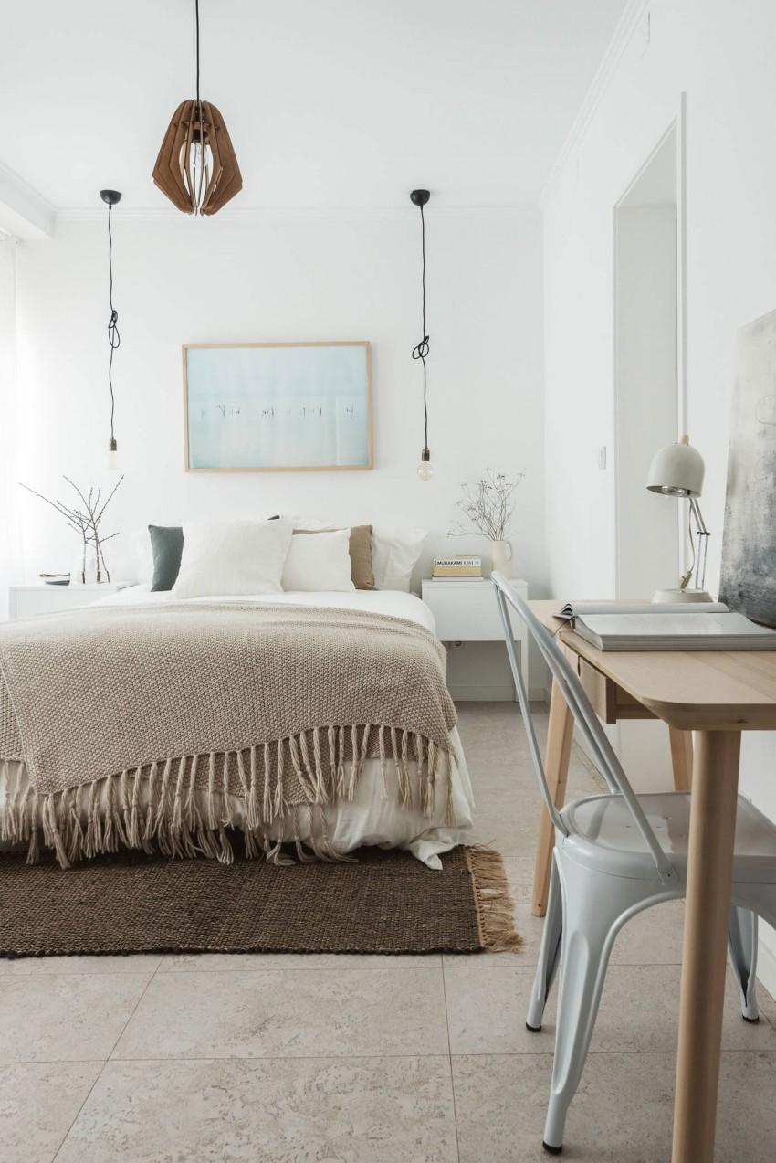 Apartamento de estilo nórdico en Lisboa by Habitan2 Decoración handmade para hogar y eventos