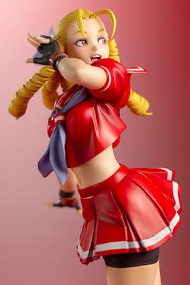 Bishoujo Street Fighter dedicada a Karin