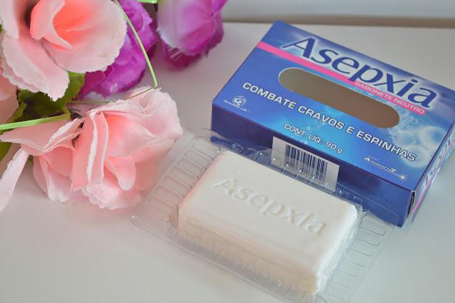 dica de beleza - resenha - sabonete asepxia - cravos e espinhas - estilo comportado