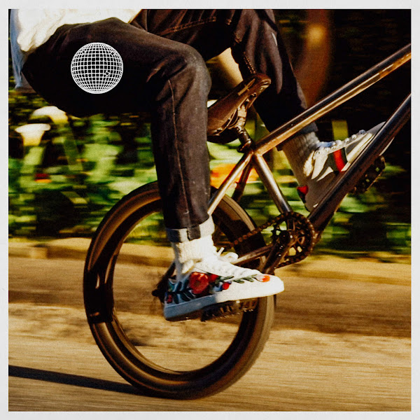 Frank Ocean - Biking (Solo) - Single Cover