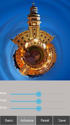 Tine Planet FX Pro- Transforme suas fotos em Pequenos Planetas