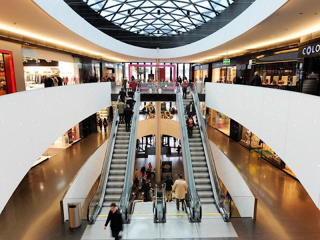 Shopping Sihlcity em Zurique