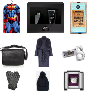 THE CHRISTMAS GIFT GUIDE FOR HIM 2015