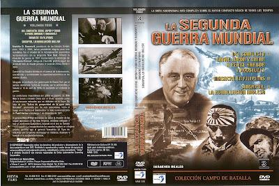 Carátula - Colección Campo de Batalla - DVD 3