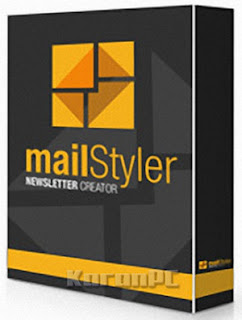 MailStyler Newsletter Creator Pro Portable