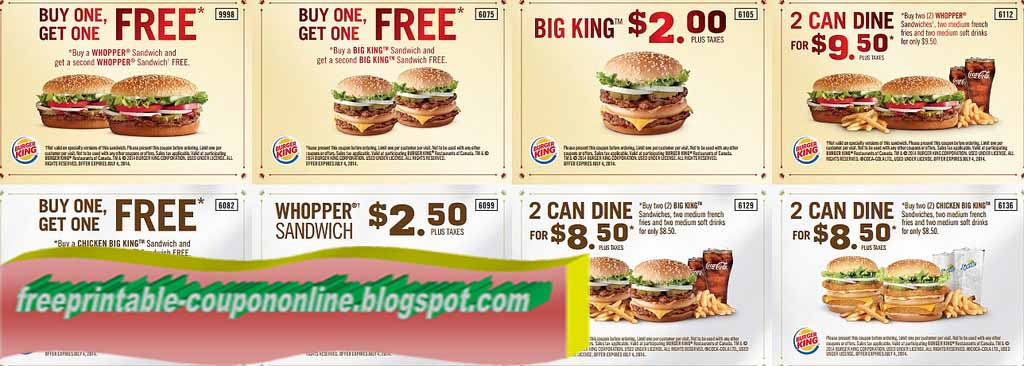 Union burger coupons 2018