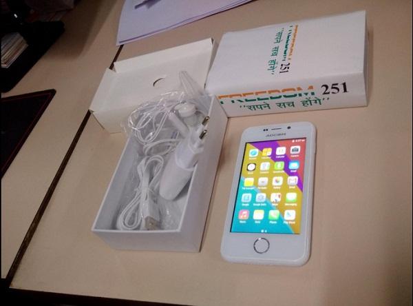 $4 Smartphone - Freedom 251