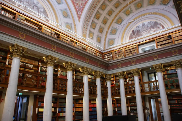 Nationalbibliothek Finnland