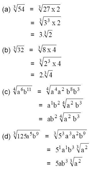 Akar Dalam Akar : dalam, Bentuk, Materi, Lengkap, Matematika