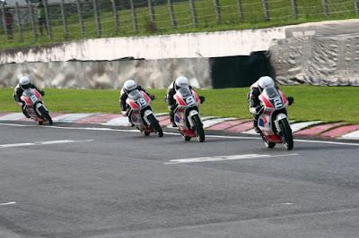 Ketatnya race 1 dan race 2 TTC Seri 5