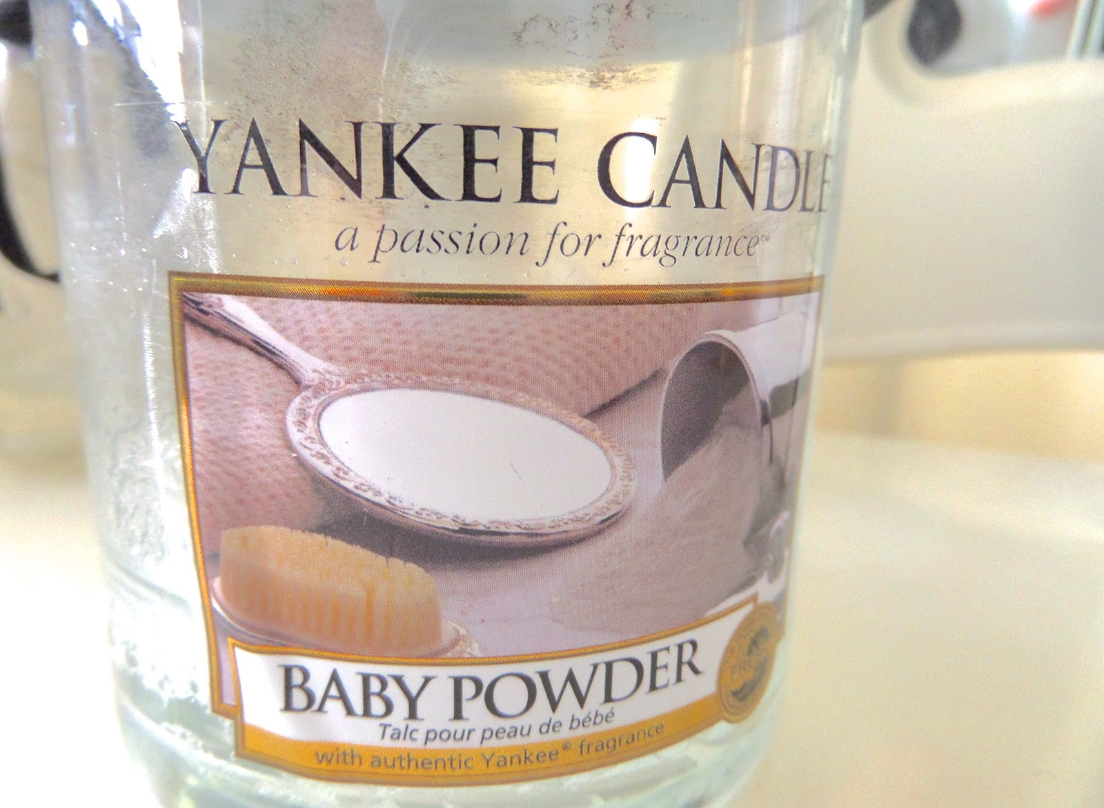 Yankee Candle Baby Powder