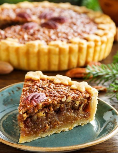 Pioneer Pecan Pie