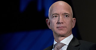 jeff bezos income and net worth