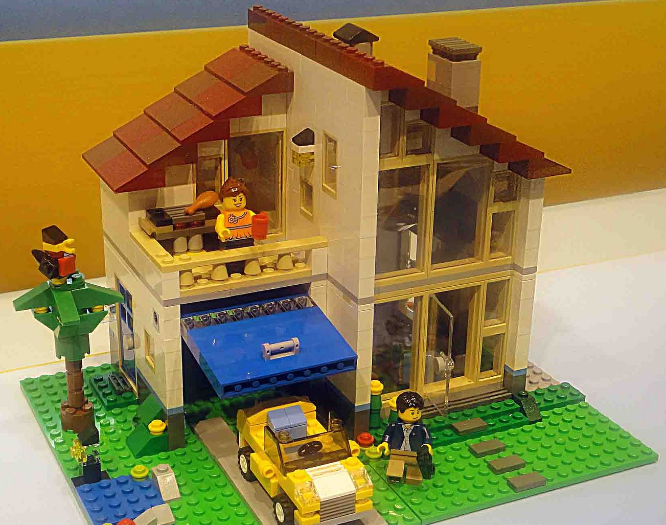 DeToyz Shop: Lego Creator - 31012 Family House