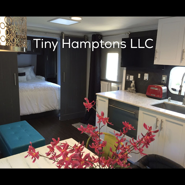 Tiny Hamptons Homes