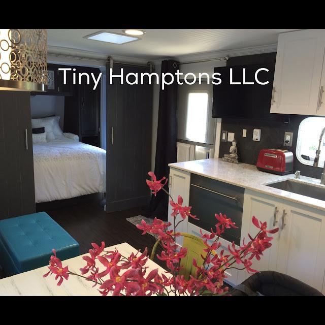 Tiny Hamptons Homes