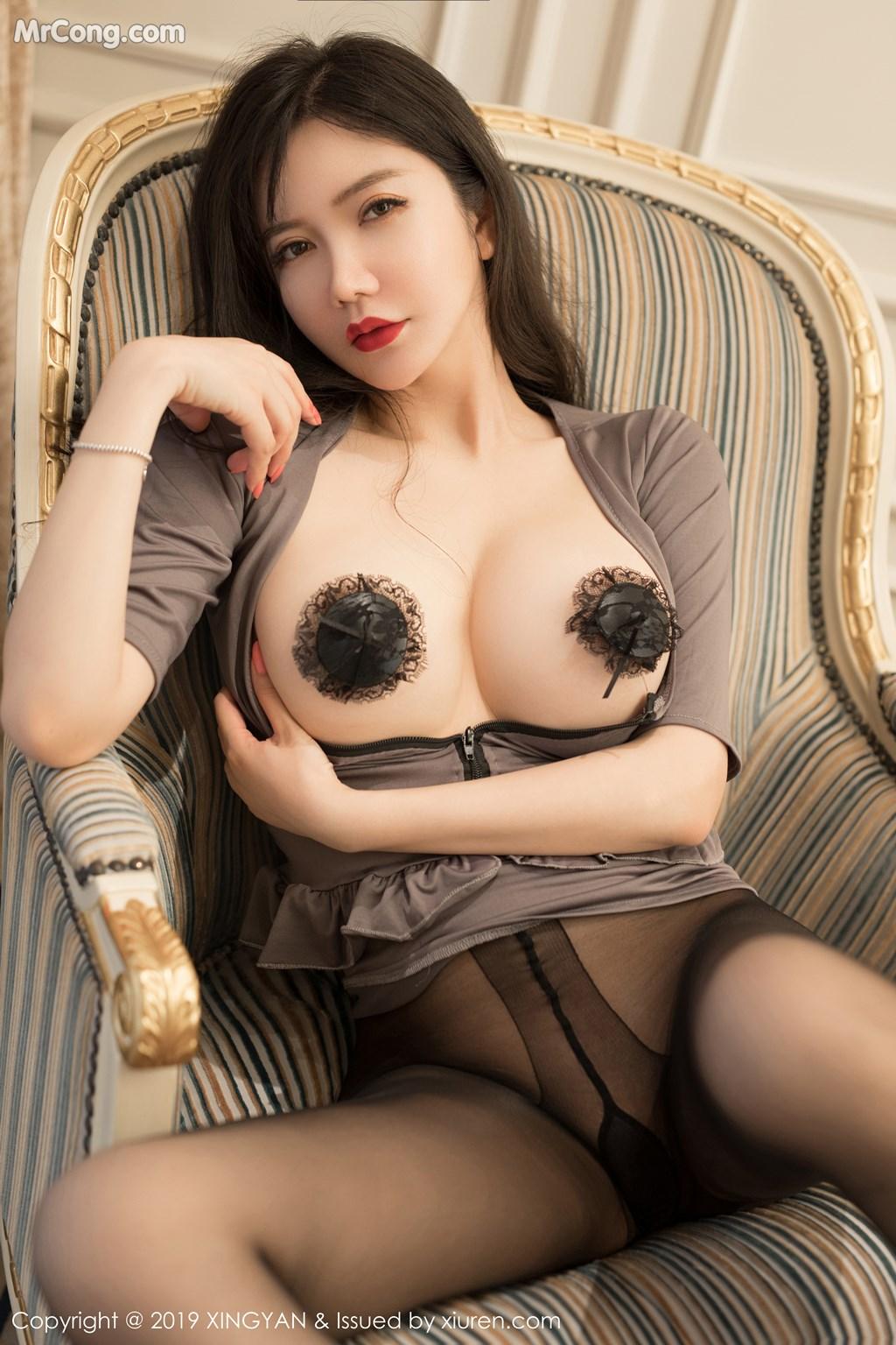 Image XingYan-Vol.123-MrCong.com-013 in post XingYan Vol.123: 心妍小公主 (47 ảnh)